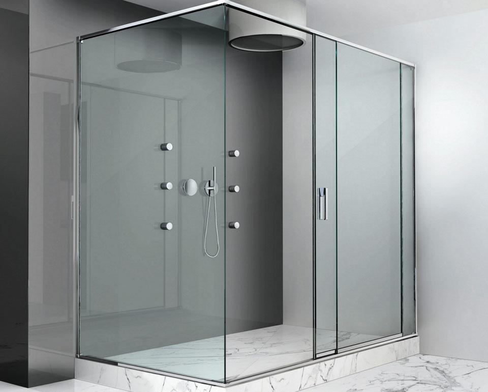 cristal para baños en Garmon